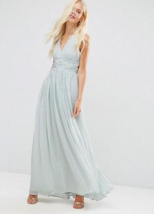 Новорічний розпродаж ! платье макси asos