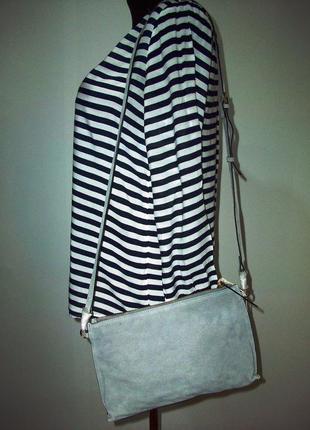 Стильная молодежная женская сумка от hm новая