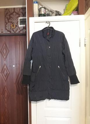 Куртка удлиненная демисезон