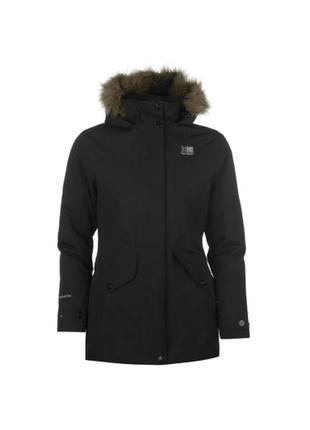 Женская куртка парка karrimor parka  англия  waterproof
