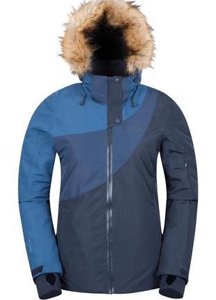 Зимняя лыжная куртка mountain warehouse, размер s