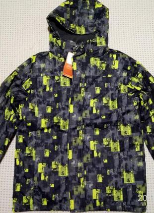 Зимняя лыжная куртка mountain warehouse, размер m