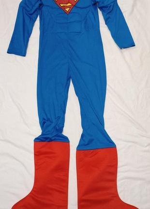Новогодний костюм супермен 10-12 лет