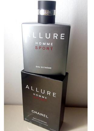 Парфуми духи chanel allure homme sport 100 ml