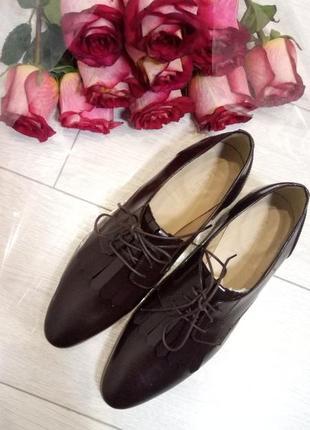 Туфли кожа италия 37 р
