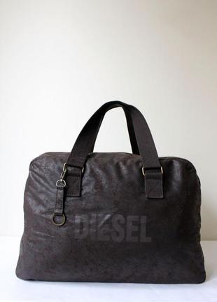 Большая дорожная спортивная сумка diesel
