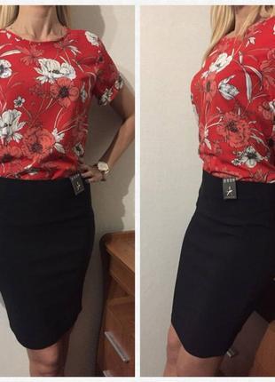 Новая💕 строгая 💕 стильная юбка