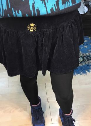 Вельветовая юбочка от ralph lauren