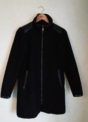 Драповое пальто only(турция)