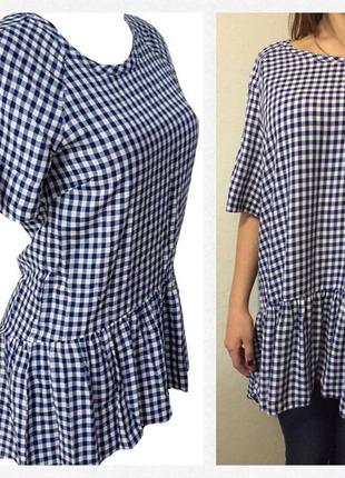Классная💕 новая💕 туника/ удлиненная блуза