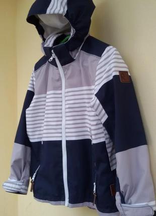 Куртка reimatec размер 116 + 6 см. идеал