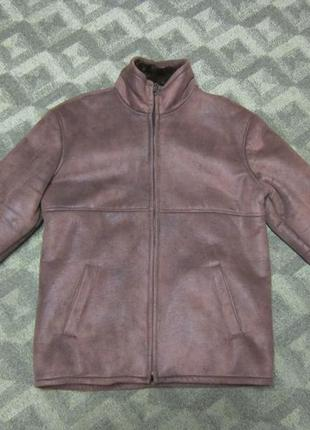 Дублёнка куртка зимняя