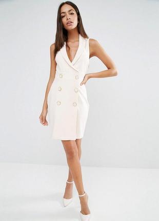 Ліквідація товару до 29 грудня 2018 !!!  платье под смокинг new look