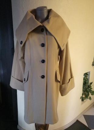 Sale! эксклюзивное пальто 48-50р