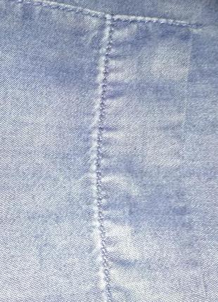 Джинсовая рубашка3 фото