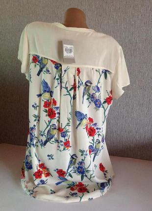 Красивая блуза uk 16