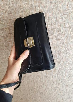Барсетка кошелек кожа гаманець