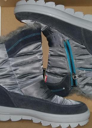 Сапожки для девочки superfit, размер 32 (по стельке 21 см).