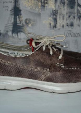 Скечерс мокасины туфли