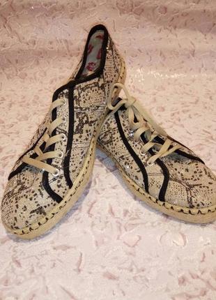 Стильные кеды, кроссовки
