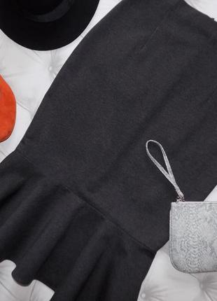 Премиум класса трикотажная юбка