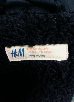 Крутое пальто h&м!4