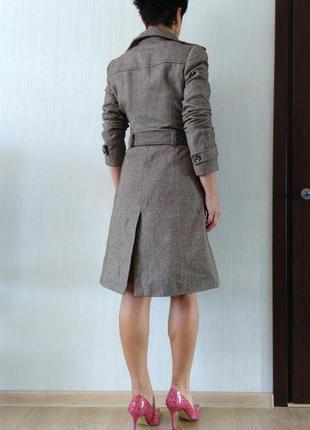 Стильное шерстяное пальто vero moda с сайта asos