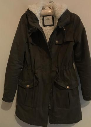 Куртка парка colin's