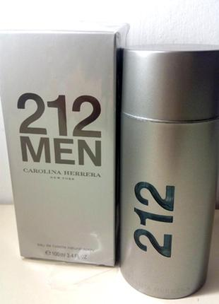 Парфуми духи carolina herrera 212 100 ml