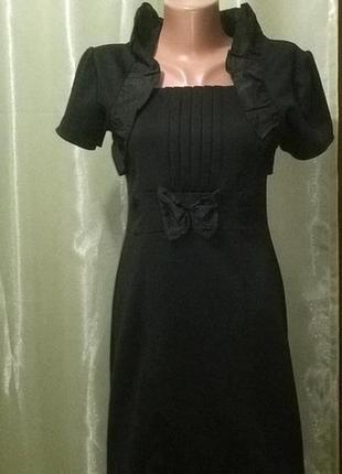 Платье с бантиком 158
