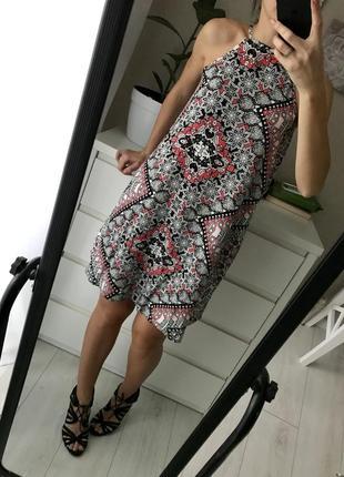Платье свободного покроя!!