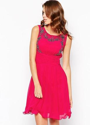 Стильное нарядное платье little mistress (76)
