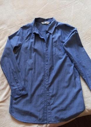 Рубашка удлиненная h'm р. s