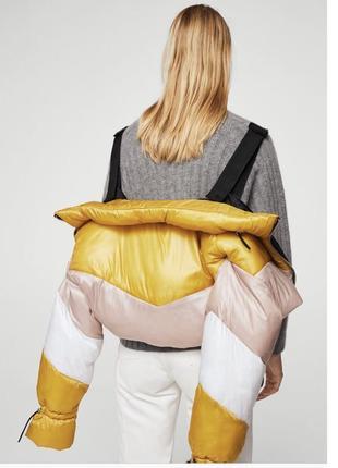 Новая куртка mango еврозима