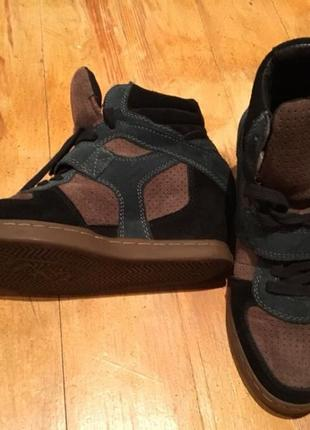 Легендарные ash сникерсы кроссовки ботинки осень