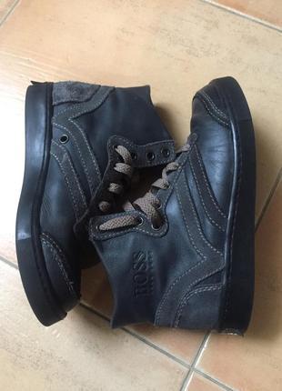 Ботиночки boss, оригинал