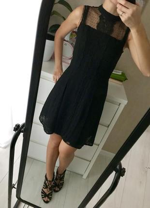 Кружевное платье!!