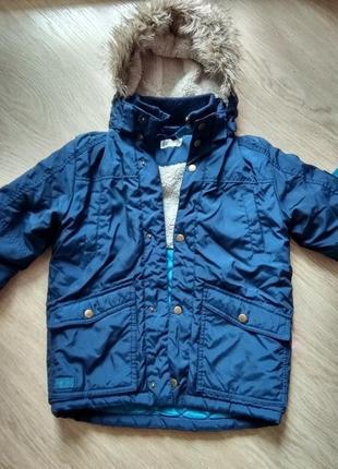Куртка зимняя для мальчика anernuo 130, 140, 150, 170, цена - 1700 ... d05fe2b4fab