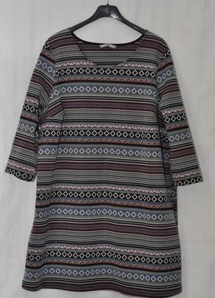 Платье - туника tu ( 4x l ) .