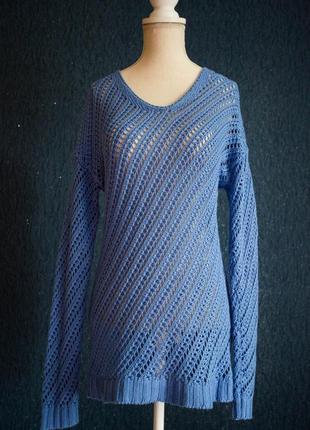 Приятный свитерок-туника