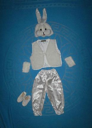 Продажа, карнавальный костюм, заец, заєць, зайка, кролик, 2-4г.