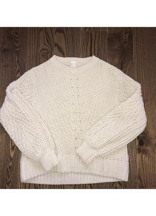 Крыта свитер тёплая свитшот