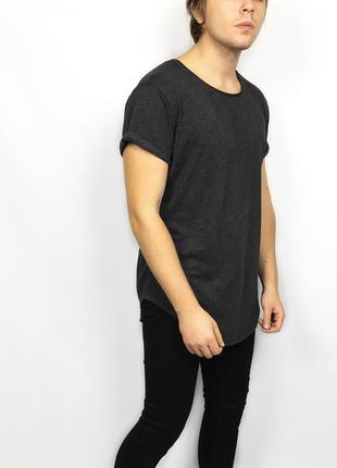 Удлиненная ( длинная ) футболка g-star raw