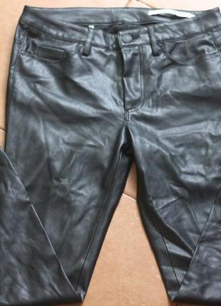Женские кожаные штаны zata
