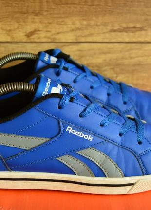 Кроссовки reebok royal blue