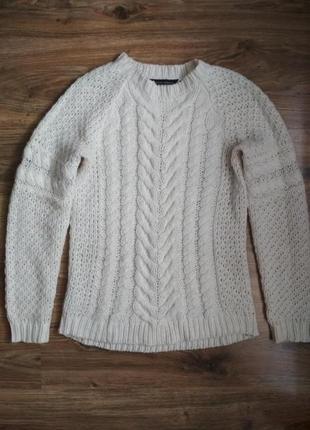 Белый свитер от dorothy perkins