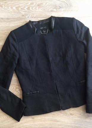 Стильный жакет, пиджак mango