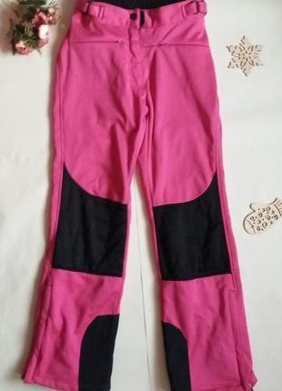 Термо штаны crivit на 12-14 лет