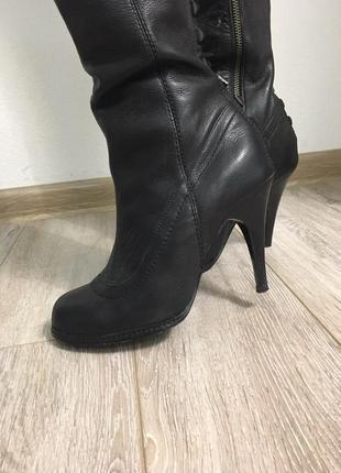 Шкіряні чоботи5