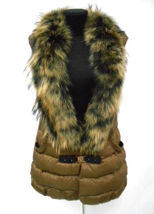 Безрукавка женская gks fashion